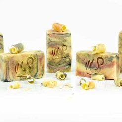 savon artsanal nag champa saponification à froid, Garance indienne, argile blanche