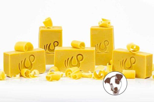 Savon artisanal pour chien Toutou, Aucayou, Huile de neem