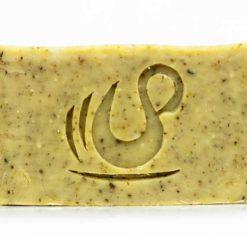 Savon artisanal Sauge basilic menthe, Avocat Chanvre, Aucayou